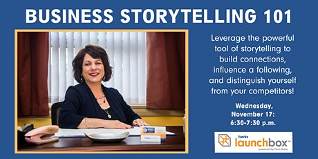 Business Storytelling 101: Why your story is powerful tickets