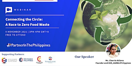 Webinar - Connecting The Circle: A Race To Zero Food Waste tickets