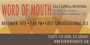 Word of Mouth Fall Invitational 2015