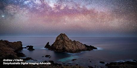 Sony Australia - Astro Photography with Andrew J Clarke tickets