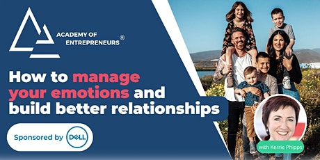 How to manage your Emotions and build better Relationships (Parents) tickets