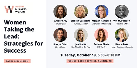 Women Taking the Lead: Strategies for Success tickets