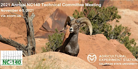 2021 Annual NC140 Technical Committee Meeting tickets