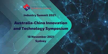 Australia-China Innovation and Technology Symposium tickets