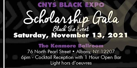 Captial New York State Black Expo Scholarship Gala tickets