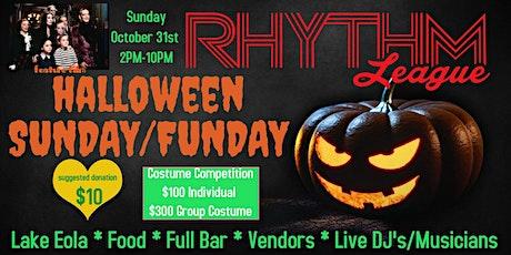 Halloween Sunday Funday - Movie Night tickets