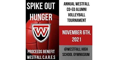 Spike out Hunger tickets