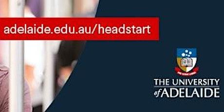 Headstart Scholarship Program 2022 Information Night tickets