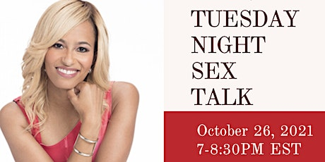 Tuesday Night Sex Talk with Dr. Rachael Ross, MD, PhD tickets
