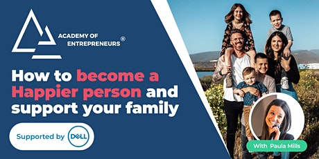 How to become a Happier person and support your Family (Parents) tickets