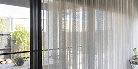 Free Seminar: Rejuvenate your Curtains & Blinds tickets