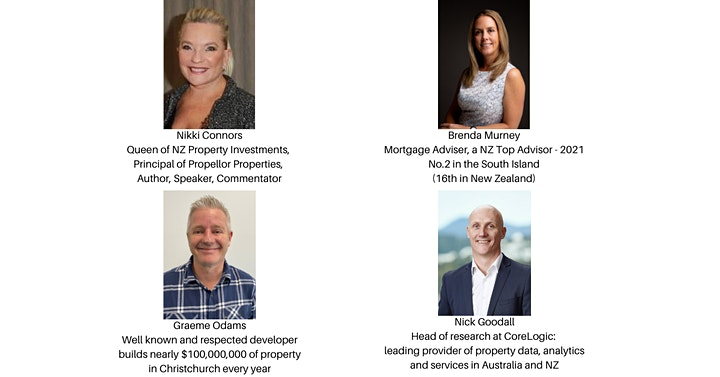 Why invest in Christchurch?  Free Webinar image