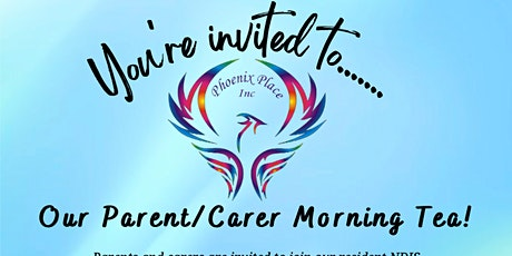Parent/Carer Morning Tea - Topic : Introduction to the price guide tickets