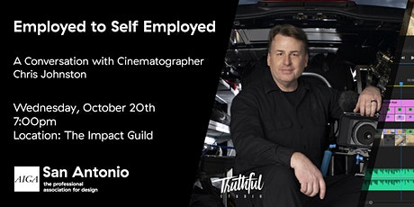Employed to Self Employed: A Conversation with Chris Johnston tickets