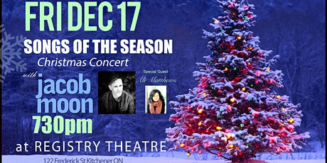 Welcome Christmas with Jacob Moon and Ali Matthews tickets