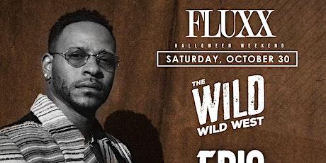 Eric Bellinger at FLUXX tickets