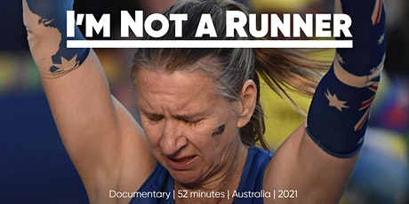 I'm Not A Runner - Premiere in New York tickets