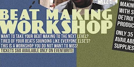 Beat Making Workshop tickets