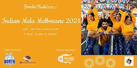 Indian Mela Melbourne 2021 tickets
