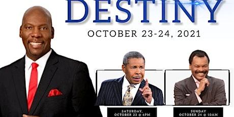 Faith Increase & Destiny 2021 tickets