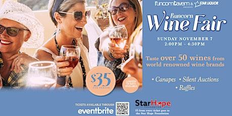 Runcorn Wine Fair tickets