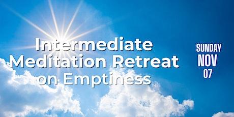 Intermediate Meditation Retreat on Emptiness tickets