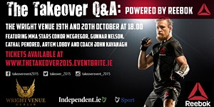 The Takeover Q&A: Powered by Reebok