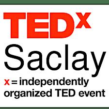 TEDx Saclay logo