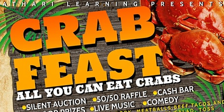 Athari Learning Crab Fest tickets