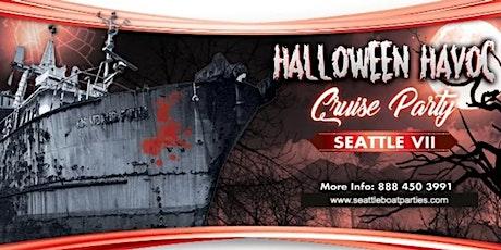 Halloween Havoc Cruise Party  Seattle VIII 2021 tickets