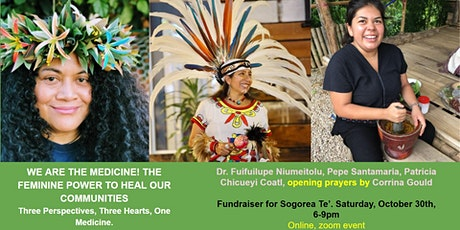 We are the medicine! The feminine power to heal our communities tickets