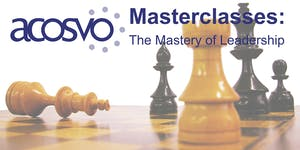 Masterclass: The Mastery of Leadership 'Interpersonal...