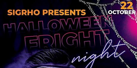 SIGRHO Presents Halloween Fright Night tickets