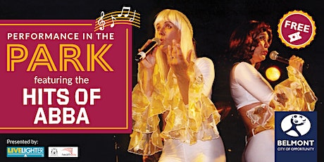 Performances in the Park – Hits of ABBA tickets