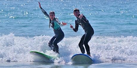 Beginner Surfing Lessons tickets