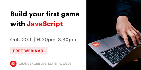 Build your first game with JavaScript tickets