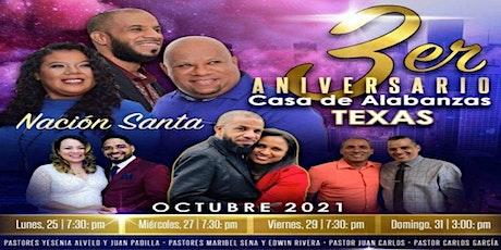 Aniversario #3 con Nación Santa tickets