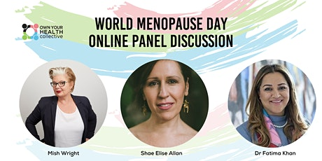 World Menopause Day Panel Discussion tickets