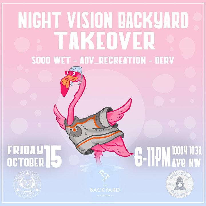 Night Vision Backyard Takeover image