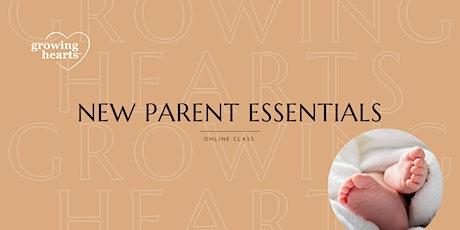New Parent Essentials tickets