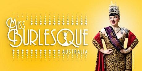 Miss Burlesque Australia 2021 Grand Final Watch Party tickets