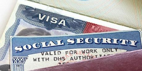U.S. Visa Options for Int'l Tech Professionals, Entrepreneurs  & Investors tickets