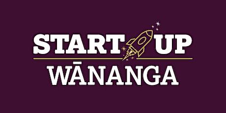 Startup Wānanga 2021 tickets