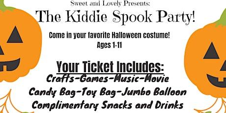 Kids Halloween Party! tickets