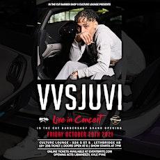 VVSJuvi Live @ Culture Lounge tickets