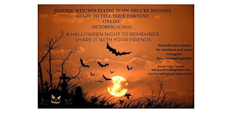 Halloween Night Tarot Readings! tickets