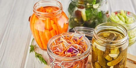 Make and Create -Preserving, eating seasonal produce tickets
