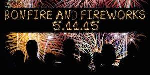 Brunel University London Bonfire and Fireworks 2015