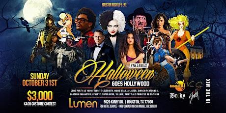 Halloween Goes Hollywood tickets