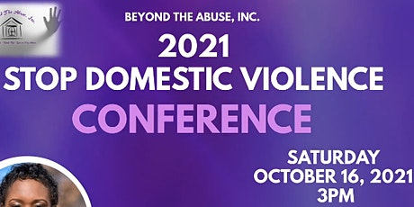 2021 Stop Domestic Violence Conference tickets